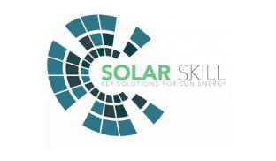 Logo Solar Skill